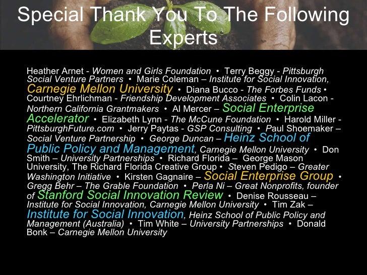Creating Seedbeds for Social Innovation Slide 2