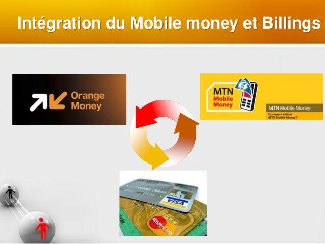 Intégration du Mobile money et Billings