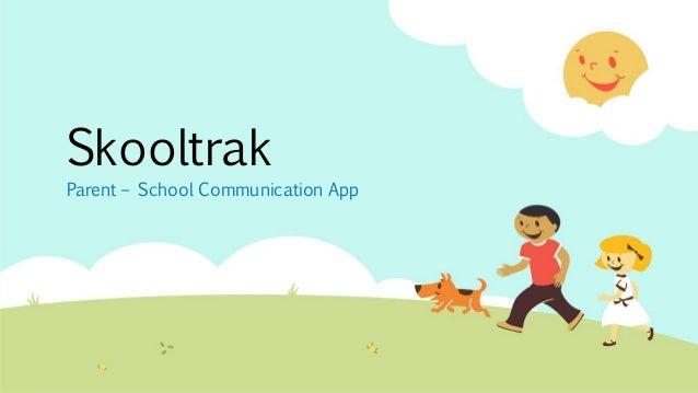 Skooltrak Parent – School Communication App