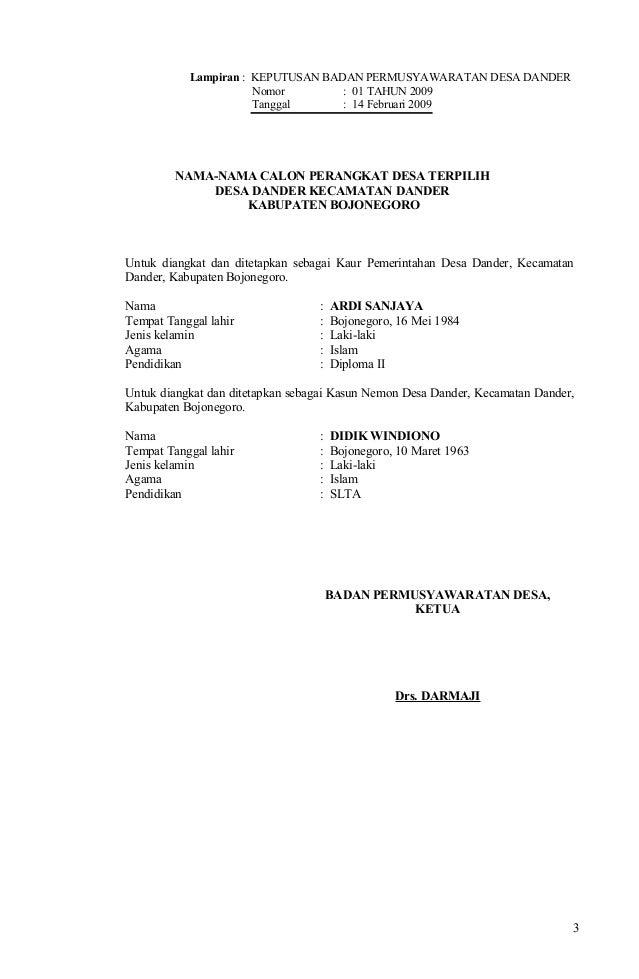 Tugas Dan Fungsi Kepala Urusan ( Kaur ) Umum Di ...