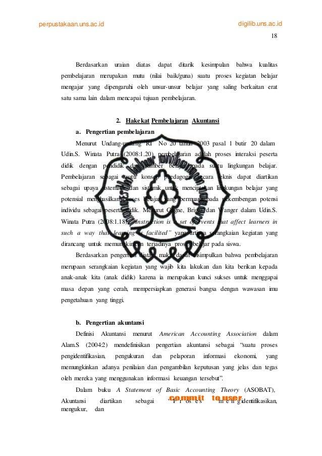 Skripsi S1 Pendidikan