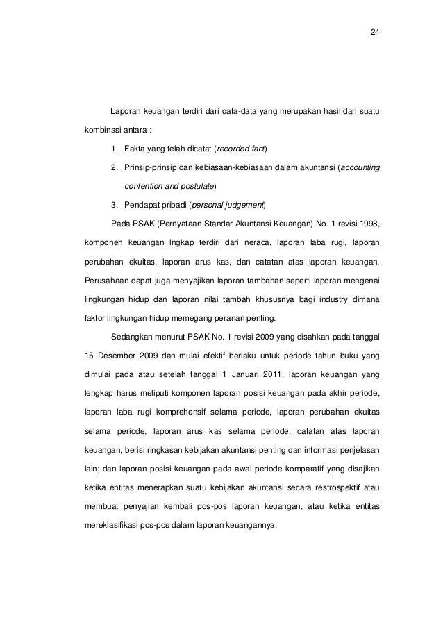 Skripsi Muhammad Ramlan Analisis Kesulitan Keuangan Financial Distre