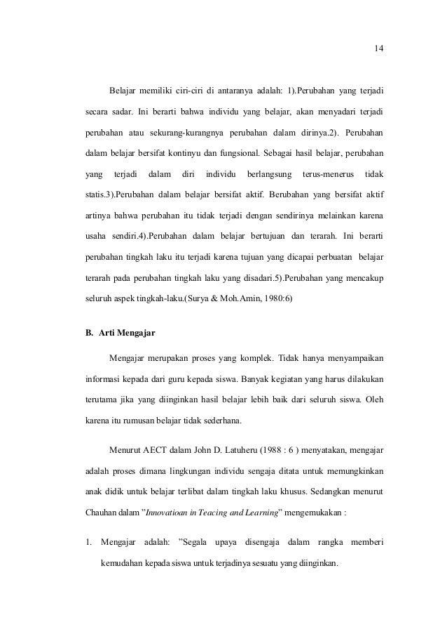 Kumpulan Skripsi, Tesis, Disertasi, Jurnal, dan Prosiding