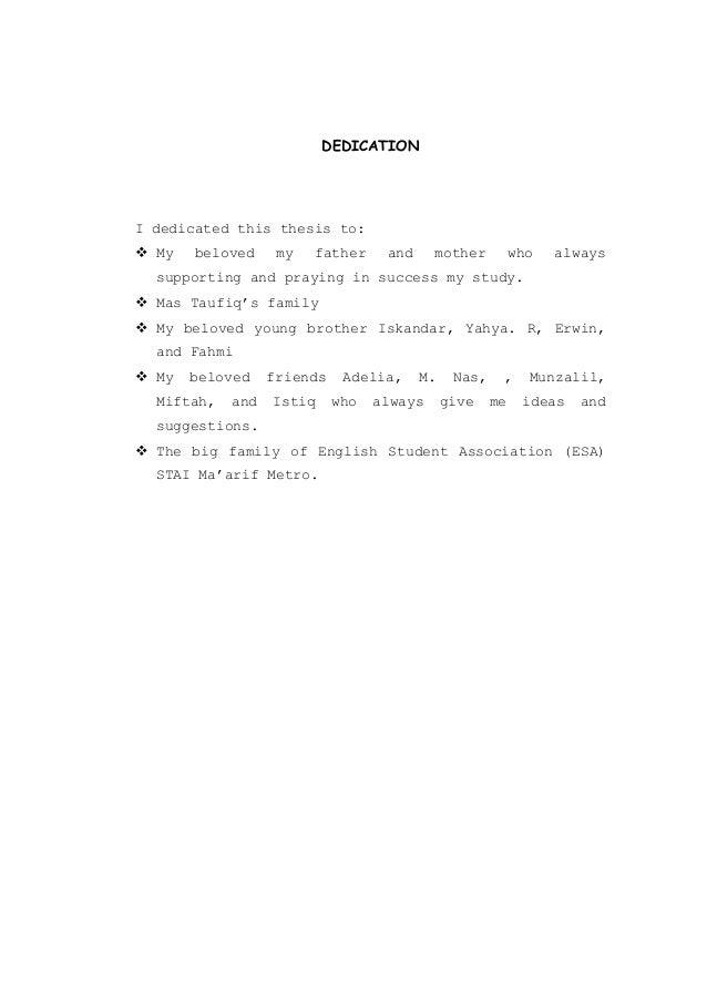Thesis Bahasa Inggris Lengkap Lawwustl Web Fc2 Com