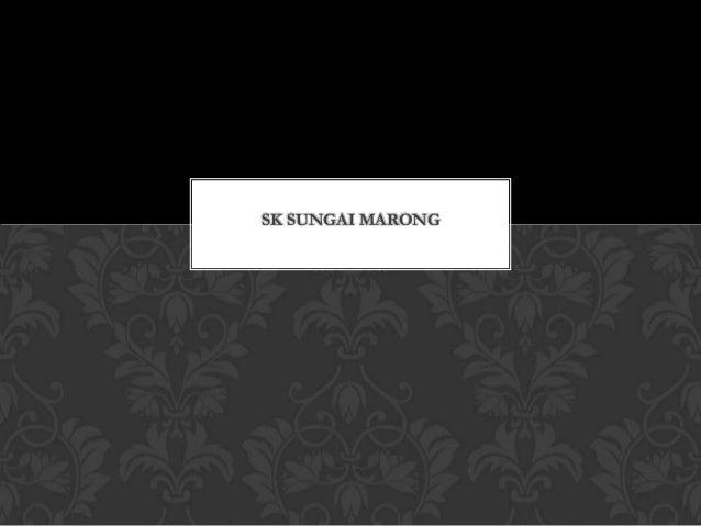 SK SUNGAI MARONG