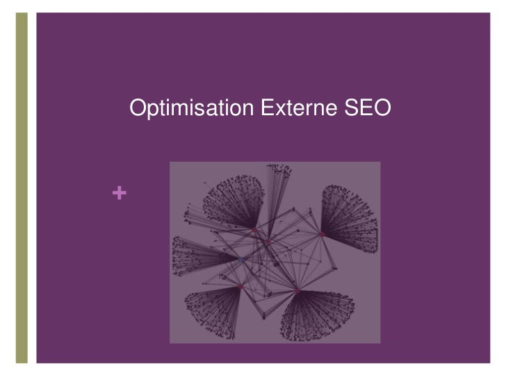 Optimisation Externe SEO+