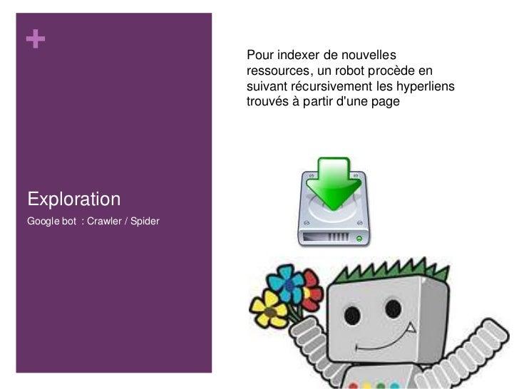 +                               Pour indexer de nouvelles                                ressources, un robot procède en  ...