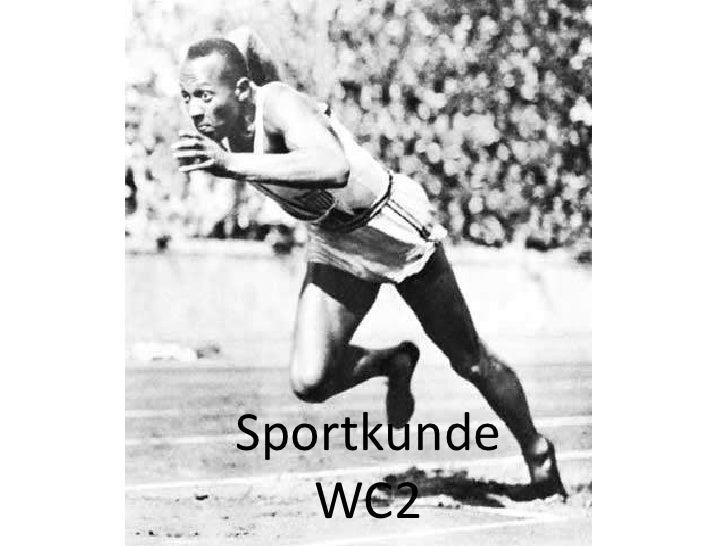 Sportkunde<br />WC2<br />