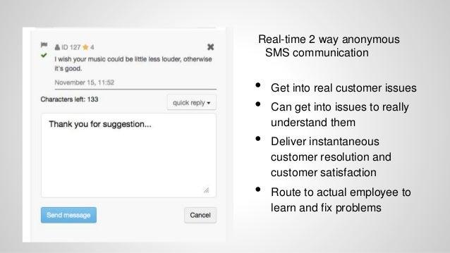 SkyFeedback com - SMS Customer Feedback for hotels