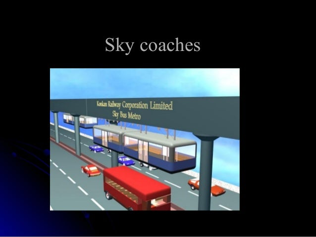 skybus technology ppt