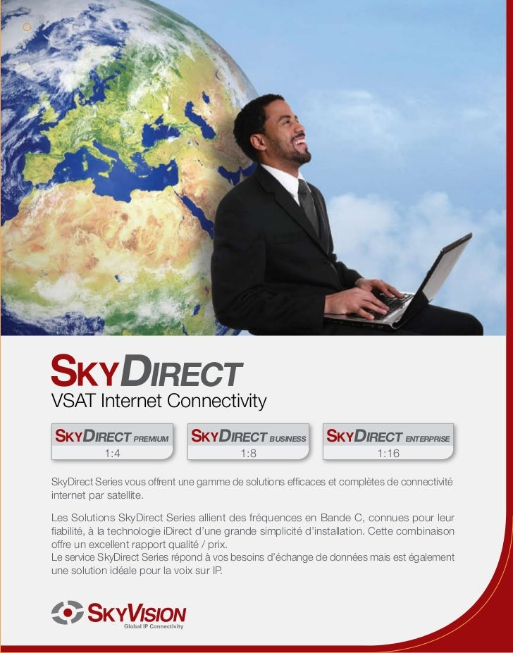 DIRECTVSAT Internet Connectivity       DIRECT PREMIUM                 DIRECT BUSINESS                DIRECT ENTERPRISE    ...