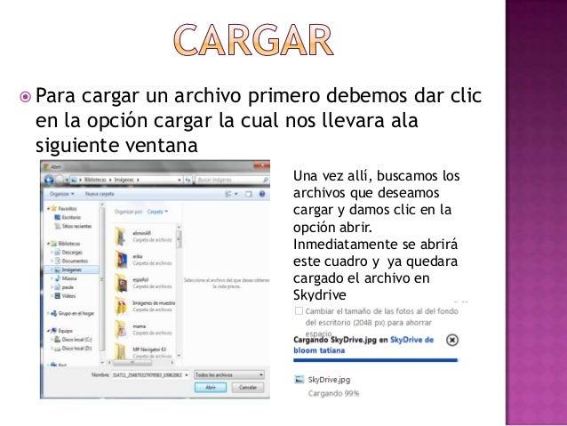    Para compartir un documento solo hay que darle clic en la    carpeta en donde se encuentra el documento ej.           ...