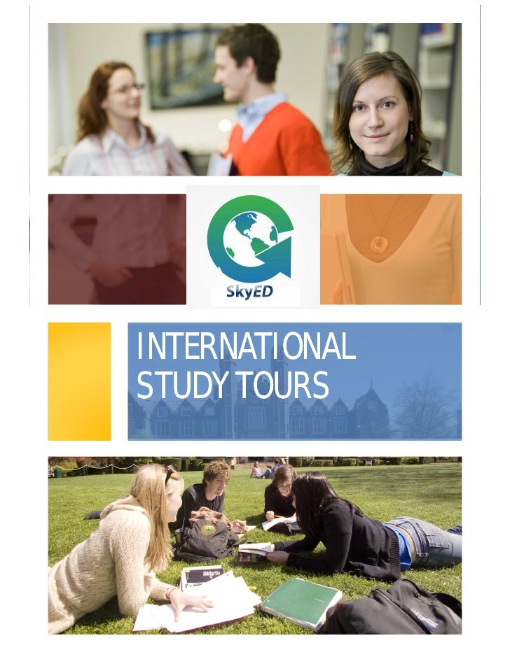 INTERNATIONAL STUDY TOURS