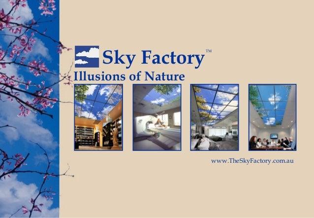 Sky Factory Australia 2012