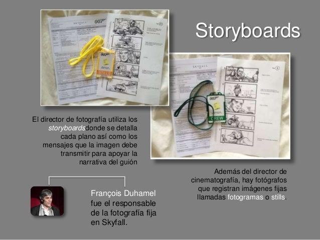 SKYFALL Análisis fotográfico Slide 2