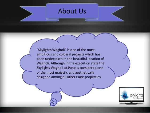 Skylights Wagholi Slide 2