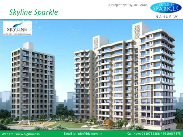 A Project by: Skyline Group    Skyline Sparkle                                                                 N A H U R (...