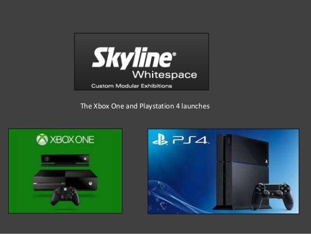 Modular Exhibition Stands Xbox : Skyline whitespace slideshare