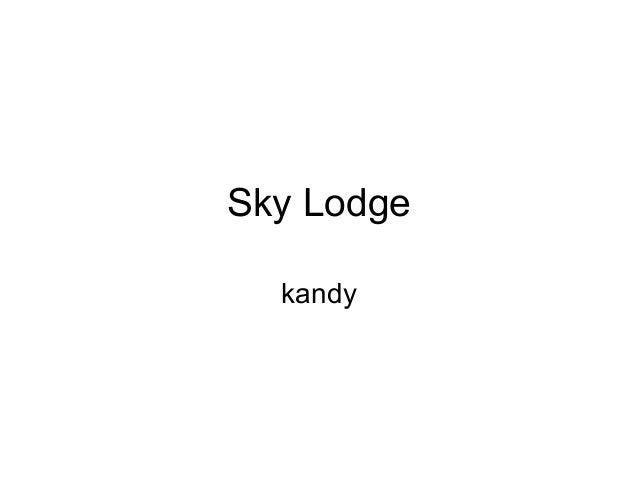 Sky Lodge kandy