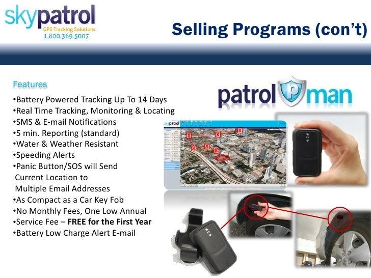 GPS Tracking 2012 Q2 Product and Service Portfolio