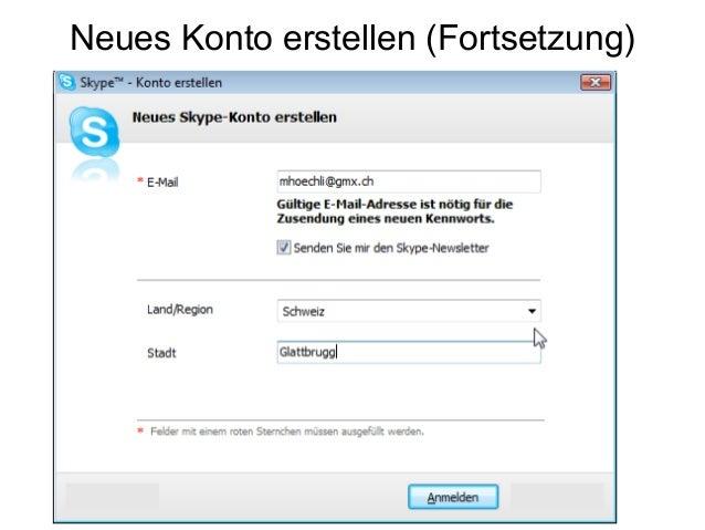 "Kontrollfeld""Skype""-Name Menü-Leiste Wahl-Tasten Anruf-Name Kontakt-Liste Telefon grün -> verbinden rot -> auflegen"