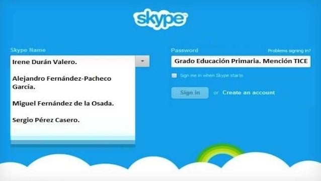 INTRODUCCIÓN   Skype es un software que nos permite:       Hacer llamadas y videollamadas gratis Enviar mensajes inst...
