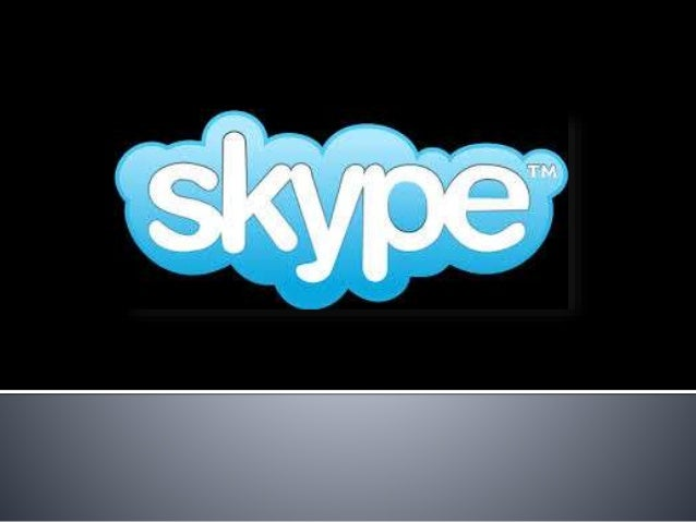  O Skype é o software que permite que você converse com o mundo inteiro. Milhões de pessoas e empresas usam o Skype para ...