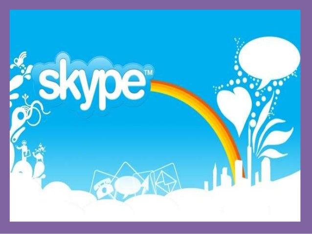 O QUE É ? Skype é o software que permite que você converse com o mundo inteiro. Milhões de pessoas e empresas usam o Skype...