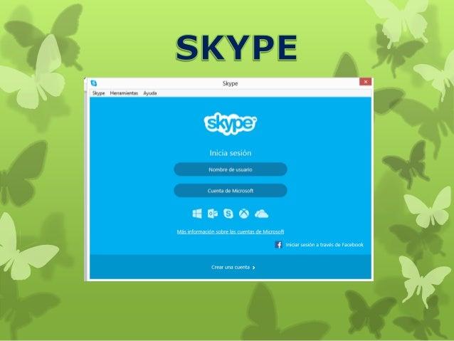 Skype es un software que permite que todo el mundo se comunique. Millones de personas y empresas ya usan Skype para hacer ...
