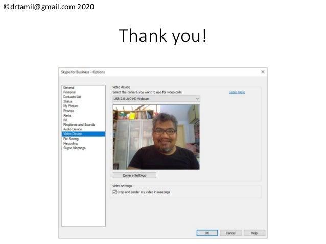 ©drtamil@gmail.com 2020 Thank you!