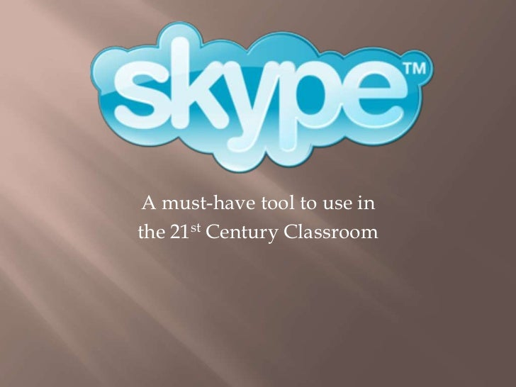 A must-have tool to use in<br />the 21st Century Classroom<br />