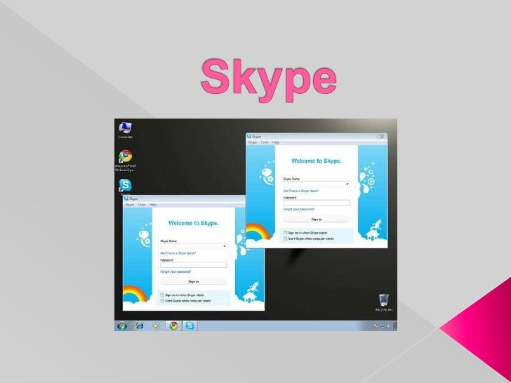 Skype<br />