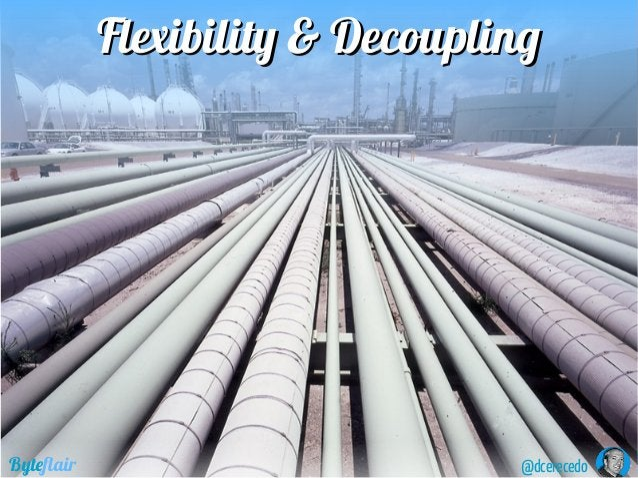 @dcerecedoByteflair Flexibility & DecouplingFlexibility & Decoupling