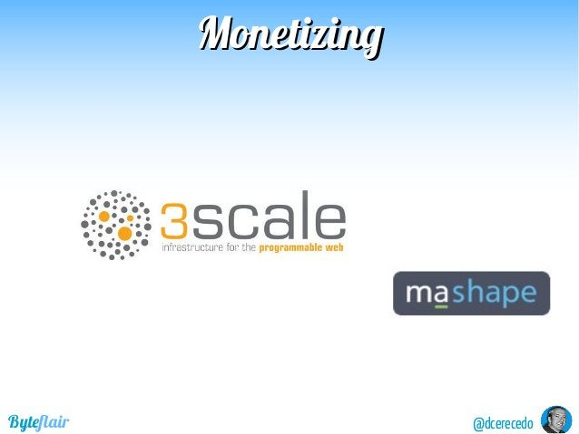 @dcerecedoByteflair MonetizingMonetizing