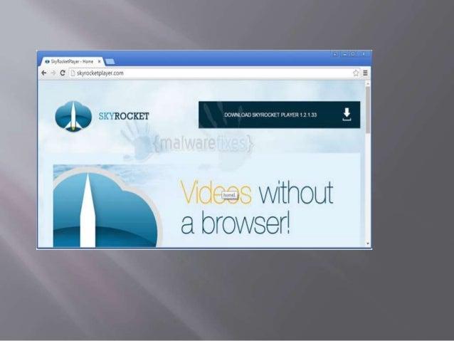 Sur SkyRocket Player SkyRocket Player est un dangereux malwares qui affectent votre ordinateur très mal. Il est créé par l...
