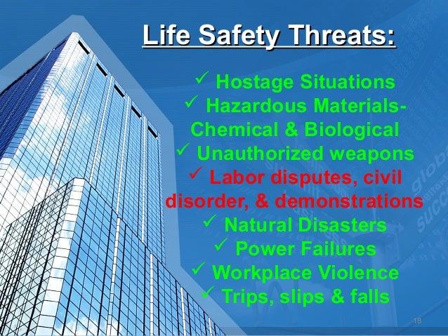 Hazards threatening the city of los angeles essay