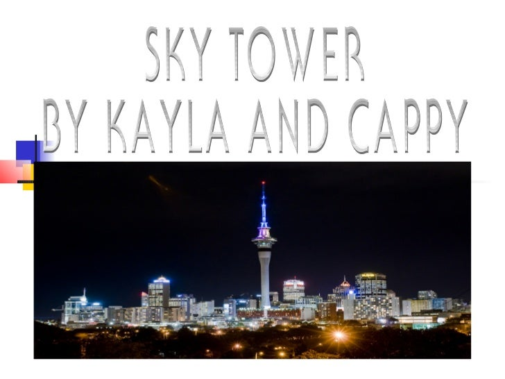 White hat information – Where+ What    The Sky Tower lives on the corner of    Victoria Street and Federal Streets in   ...
