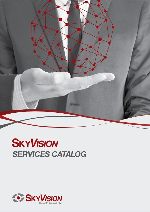 SERVICES CATALOG
