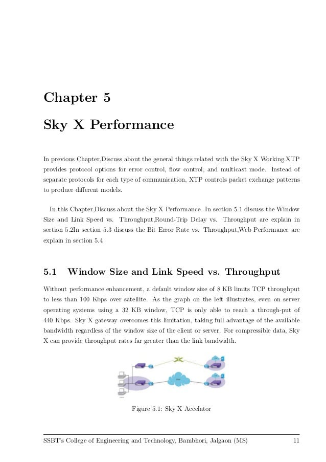 skyx technology research paper