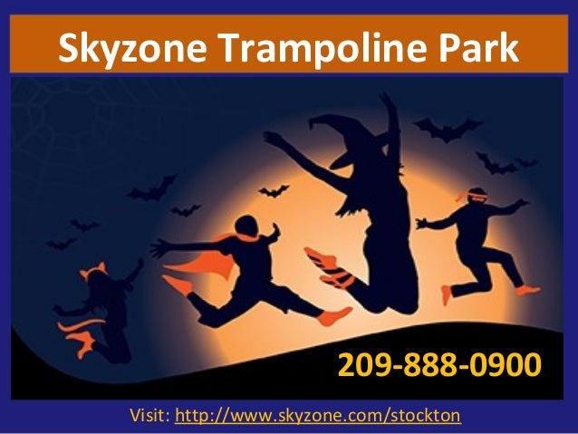 Visit: http://www.skyzone.com/stockton Skyzone Trampoline Park 209-888-0900