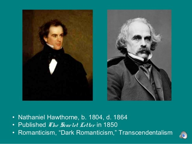 Hawthorne and Whitman: A Comparison
