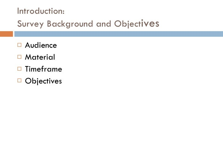 Sl Survey Results Slide 3