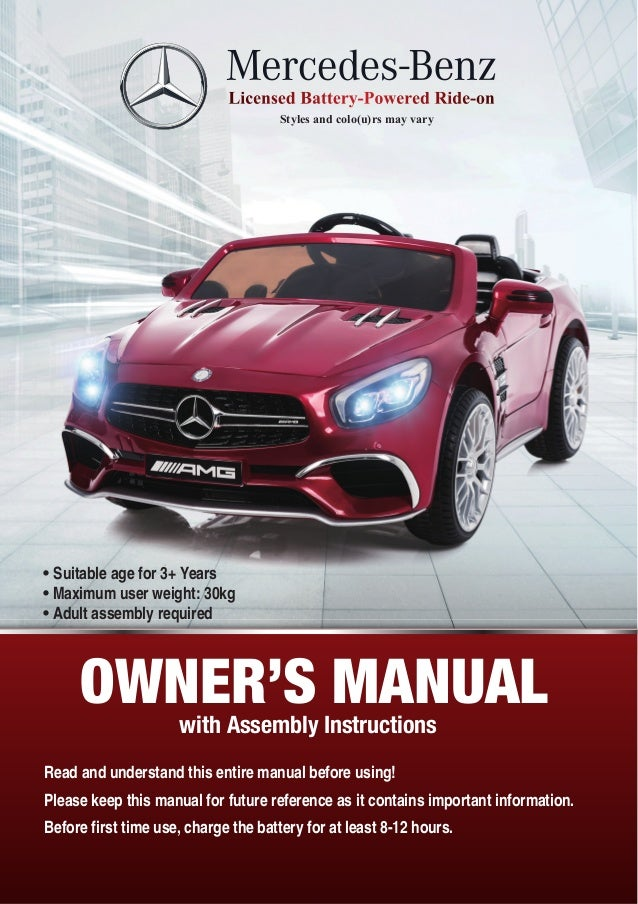 automotive owner manual
