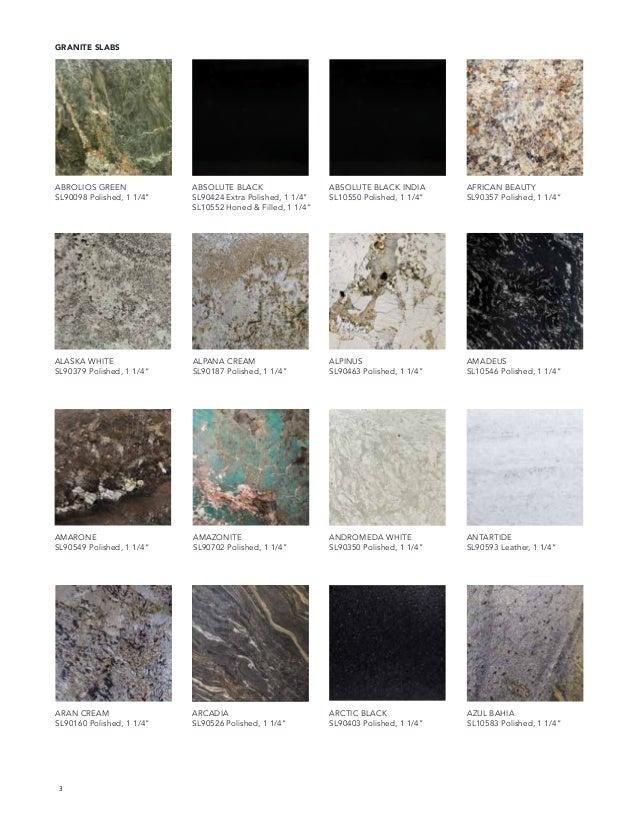 Marble Systems Slab catalog2015