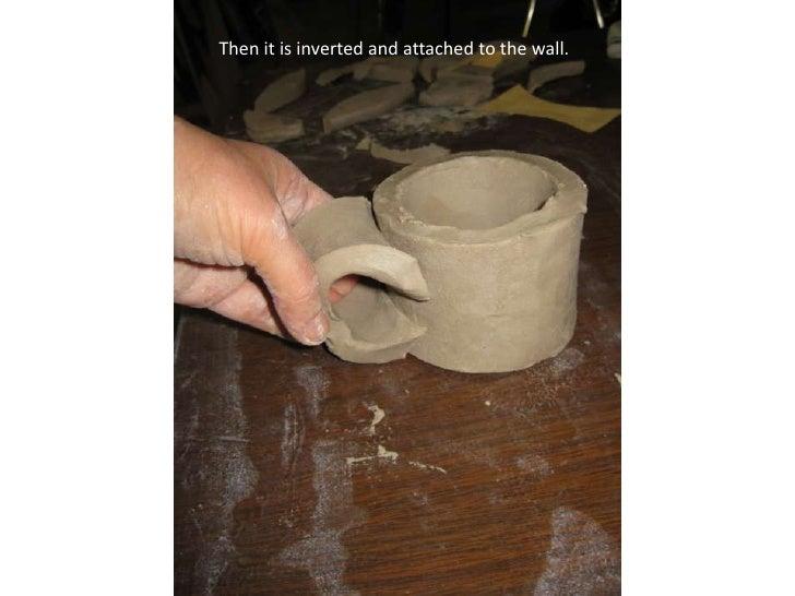 Ceramic Mug Using Slab Construction