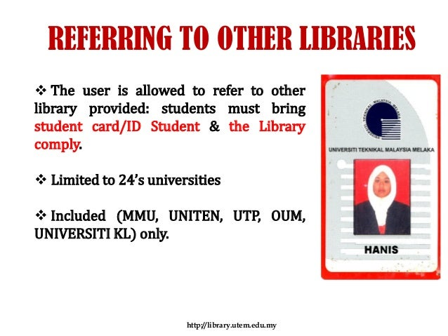 utem library thesis Utem thesis format 384 likes  customize formatting for utem thesis  the first and only formatting available.