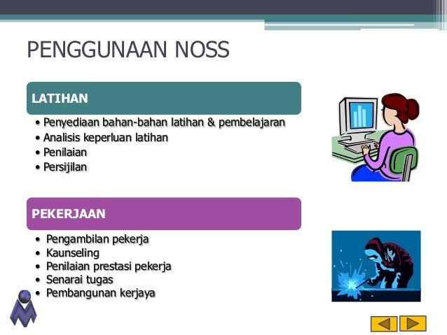 Standard kemahiran pekerjaan kebangsaan national occupational