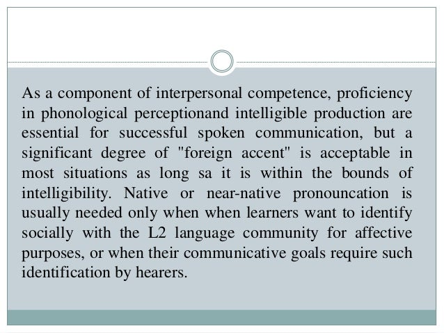 components of second language knowledge Title of the thesis: the relationship between first and second language skills of  turkish  components play a role in learning to read for both bilingual and.
