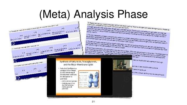(Meta) Analysis Phase 21