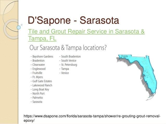 Slate Shower Sealing Services Sarasota